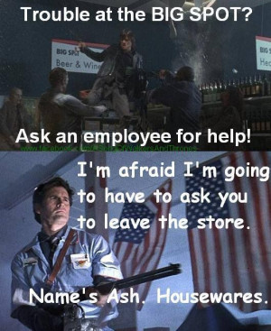 Army of Darkness Quotes | uploaded to pinterest