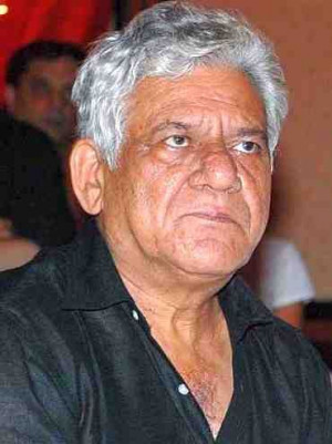 Om Puri The Devils Crater Face