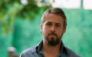The actor Ryan Gosling has saved a British writer from being run over ...