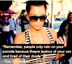 Kim Kardashian quote