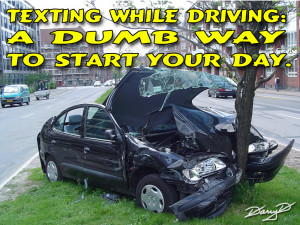 Texting While Driving Quotes