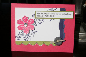 Get Well and Sympathy Cards
