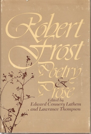 Love Quotes Robert Frost Poetry & Prose c1972 H.B.D.J.