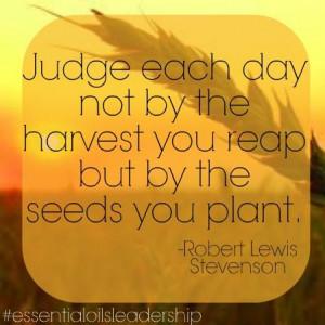harvest #fall #doterra #essentialoilsleadership #quote