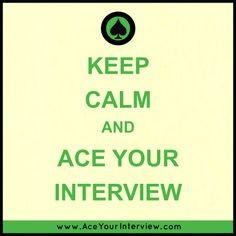 Job #interview #quote #KeepCalm #students quot keepcalm, job interview ...