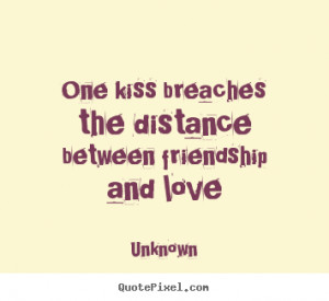 Distance Between Friends Quotes