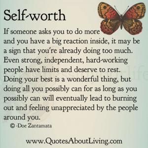quotes feeling unappreciated