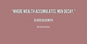 Quotes About Wealth