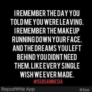 5SOS Quote lyrics