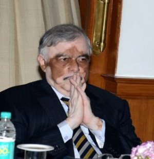file picture of Chief Justice of India P Sathasivam Photo R V