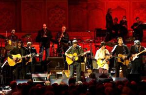 CONCERT FOR GEORGE, Jeff Lynne, Eric Clapton, Dhani Harrison, Paul ...