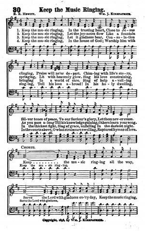 Related Pictures by fanny j crosby musicby vicki tucker courtney choir ...