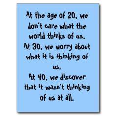 turning 40 quotes humorous women   324px