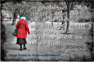 Ellen DeGeneres Inspirational Quotes