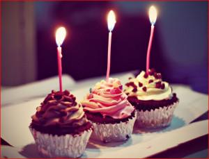 Happy Birthday Cupcakes Images