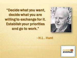 Hunt quote #5