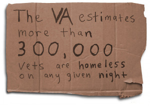 The Great American Tragedy: Homelessness Among Our Veterans