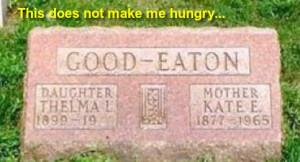 Funny Headstone Sayings
