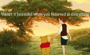 Christopher & Pooh
