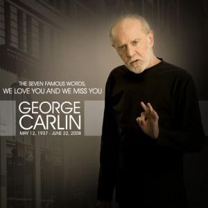Carta de George Carlin