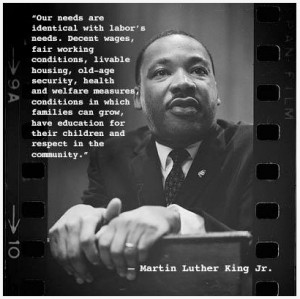This great quote from Dr. Martin Luther King Jr. reminds us about the ...