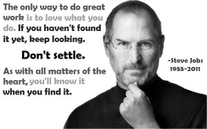 Steve Jobs Picture Quote