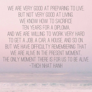 Thich Nhat Hanh, quote spread by www.compassionateessentials.com