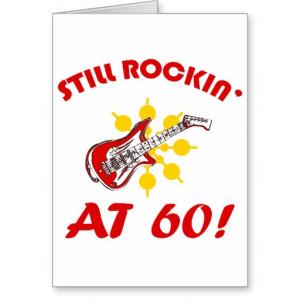 Happy 60th Birthday! It's a Milestone. So, Celebrate!