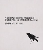 Quote Edgar Allan Poe Quot Became Insane With Long Intervals
