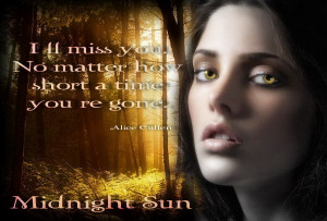 alice cullen fan fiction Midnight Alice