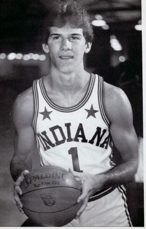 Steve Alford Indiana Basketball