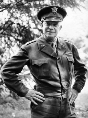 Dwight Eisenhower Supreme