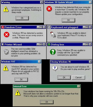 Windows 95-98
