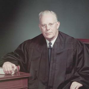 Earl Warren Sworn in as 14th Chief Justice of U.S. Supreme Court ...