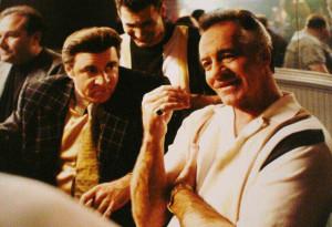 The Sopranos silvio and paulie