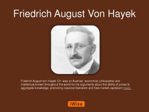 Friedrich August Von...