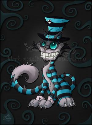 tim burton movie character cheshire cat