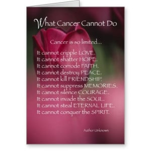 Sayings Fight Cancer Quotes