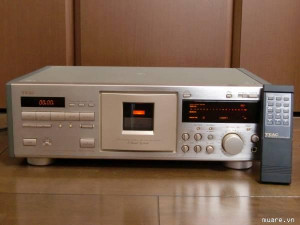 Bán đầu Cassette TEAC V-7000 V-7010 V-9000 Gold - Hàng xách tay ...