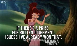 Hercules Disney Meg Quotes Request disney quotes here {x}