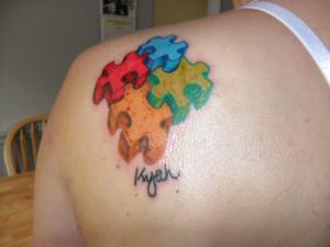 Autism Tattoos Tumblr Picture