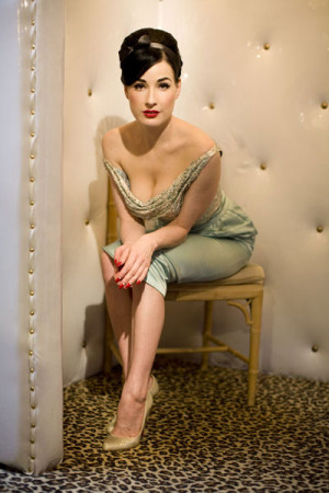 Dita Von Teese quotes: On having confidence about your own style…