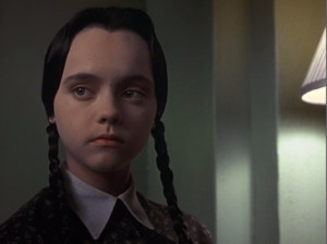 Wednesday Addams Christina Ricci Quotes Baby too - pugsley addams