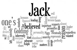 year 9 lord of the flies character analysis jack