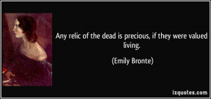 More Emily Bronte Quotes