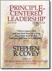 Principle Centered Leadership – book
