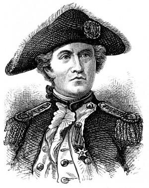 John Paul Jones - a good commander