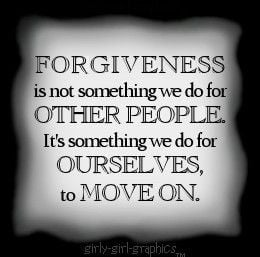 Quotes About Forgiveness   My Quotes Home - Quotes About Inspiration ...