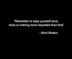 Afeni Shakur Quotes