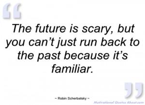 the future is scary robin scherbatsky
